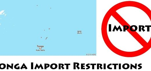 Tonga Import Regulations