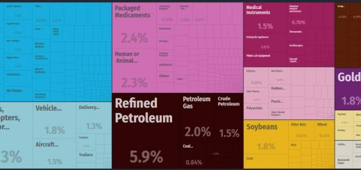 Top Products Exported by United States