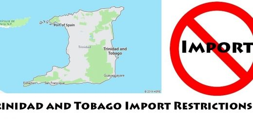Trinidad and Tobago Import Regulations