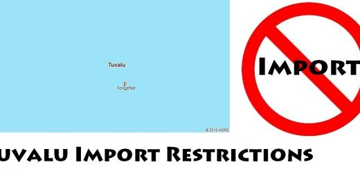 Tuvalu Import Regulations