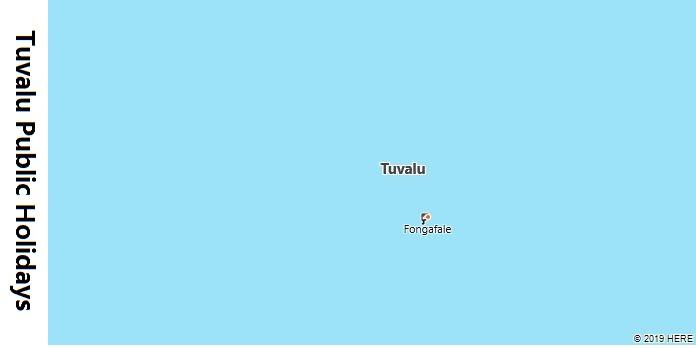Tuvalu Public Holidays