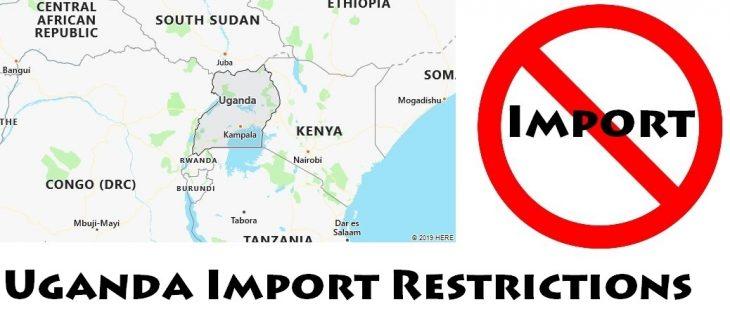 Uganda Import Regulations