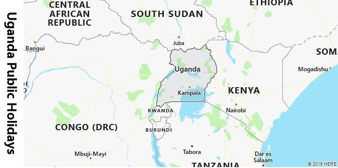 Uganda Public Holidays