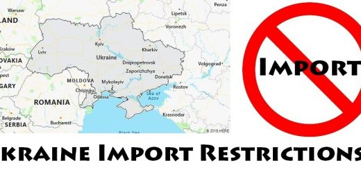 Ukraine Import Regulations