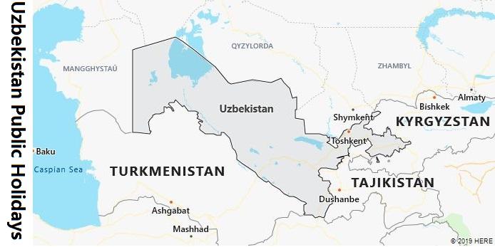 Uzbekistan Public Holidays