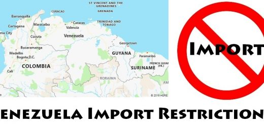 Venezuela Import Regulations