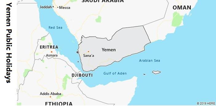 Yemen Public Holidays