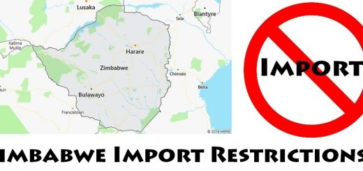 Zimbabwe Import Regulations