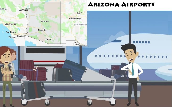 Airports in Arizona