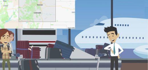 Airports in Colorado