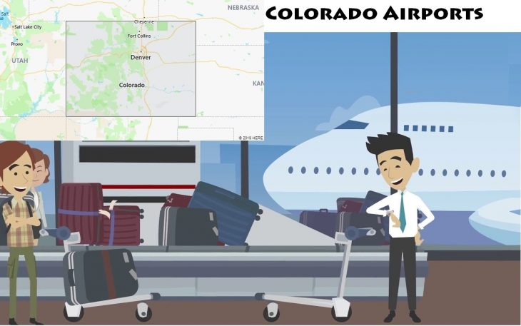 Airports in Colorado