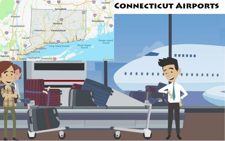 Airports in Connecticut