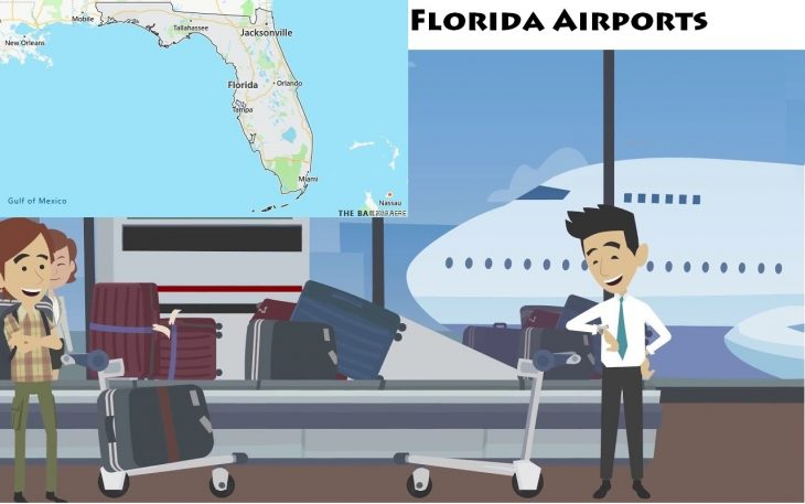 Airports in Florida