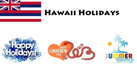 Holidays in Hawaii