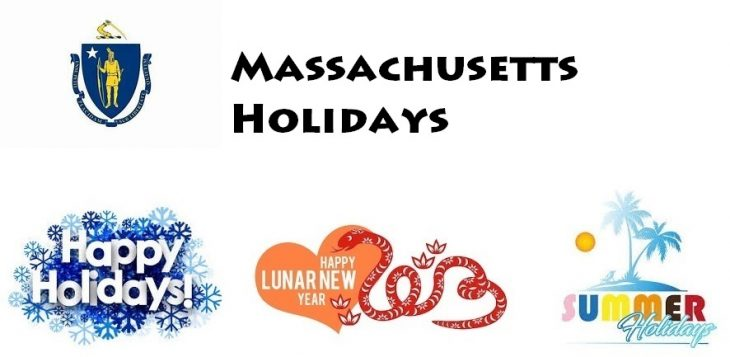 Holidays in Massachusetts