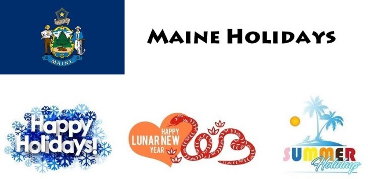 Holidays in Maine