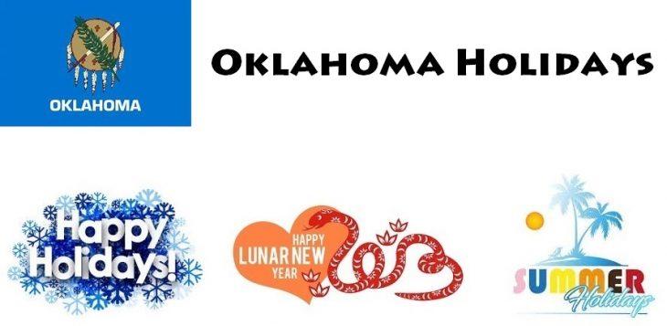 Holidays in Oklahoma