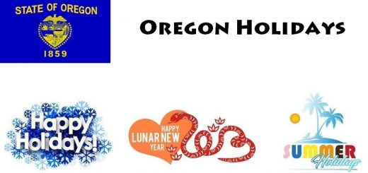 Holidays in Oregon