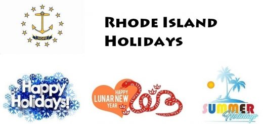 Holidays in Rhode Island