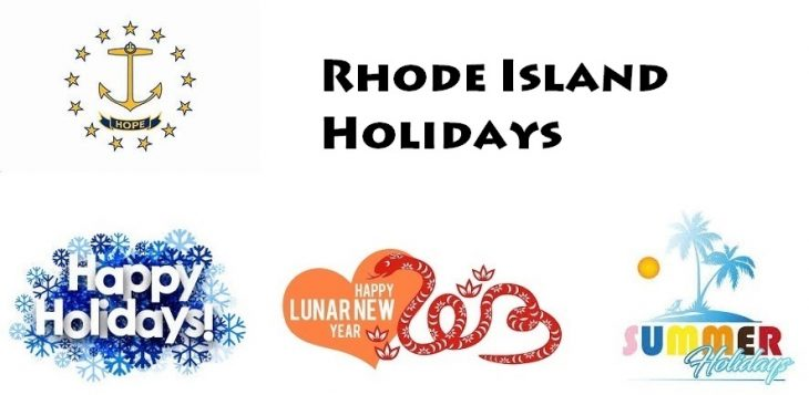 Holidays in Rhode Island