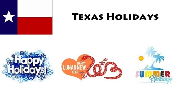 Holidays in Texas