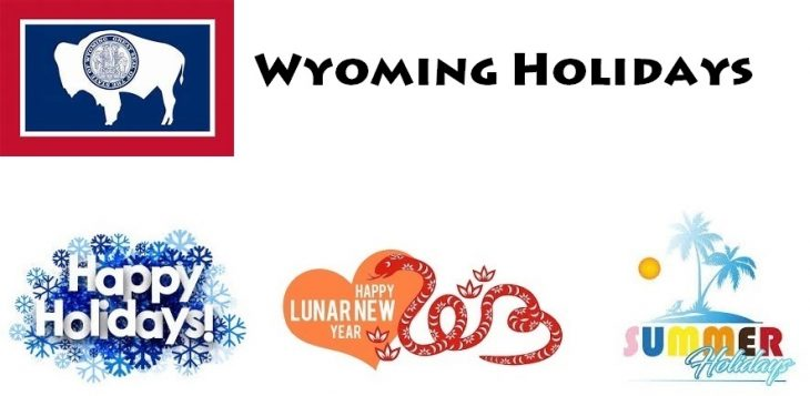 Holidays in Wyoming