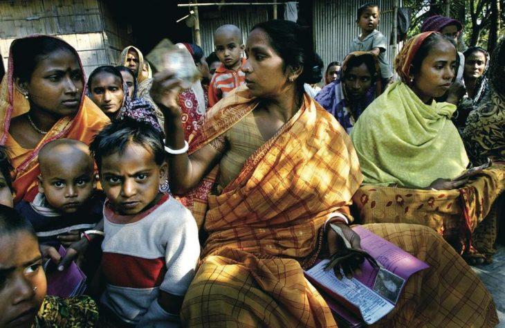 Bangladesh Country Population