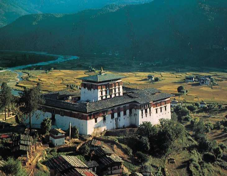 Bhutan Country Population