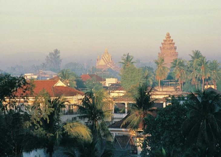 Cambodia Country Population