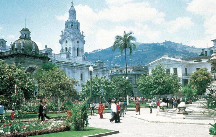 Ecuador Country Population