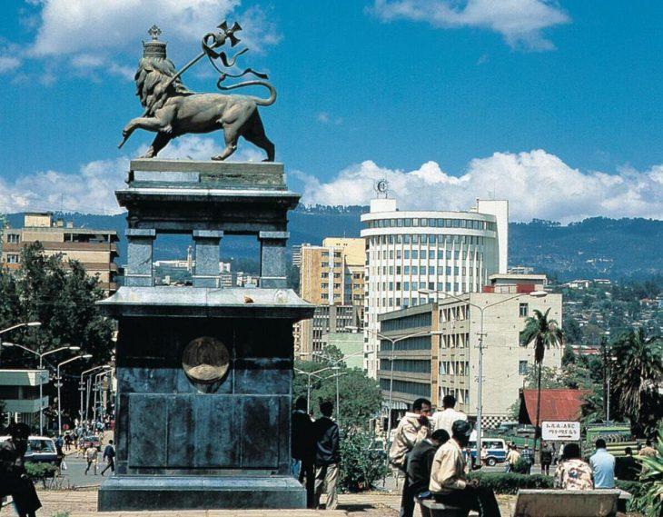 Ethiopia Country Population