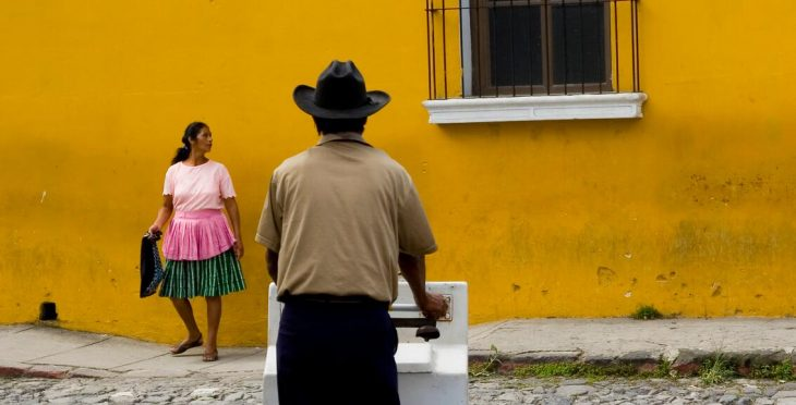 Guatemala Country Population