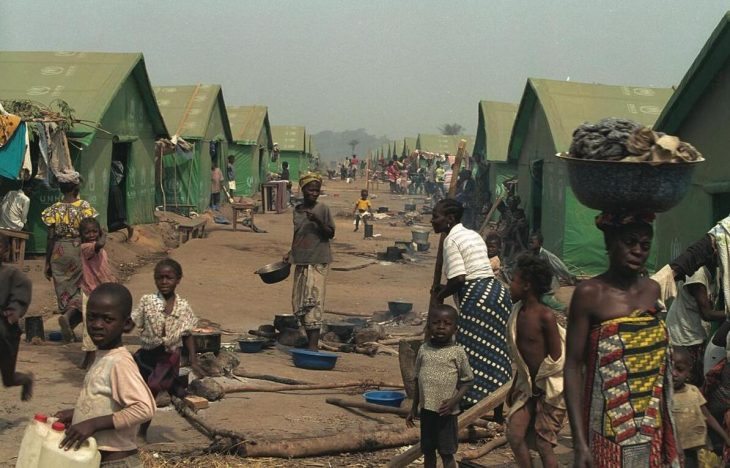 Guinea Country Population