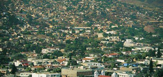 Honduras Country Population