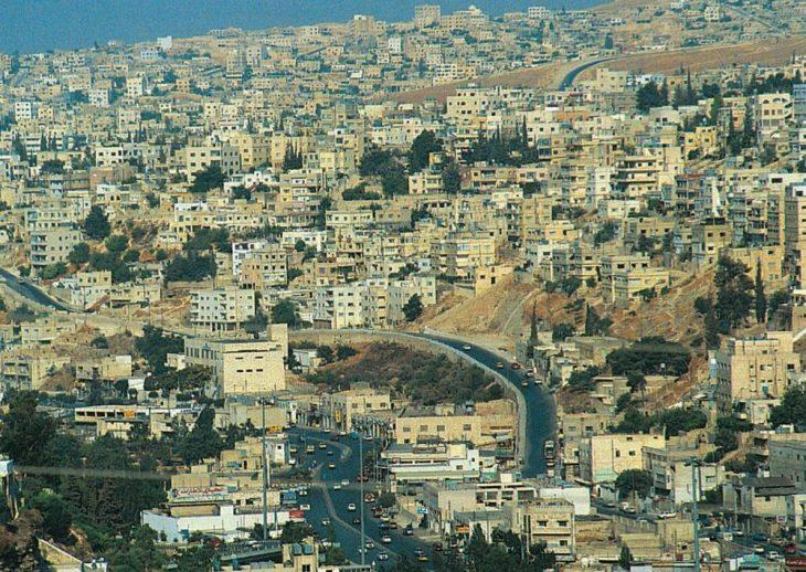 Jordan Country Population