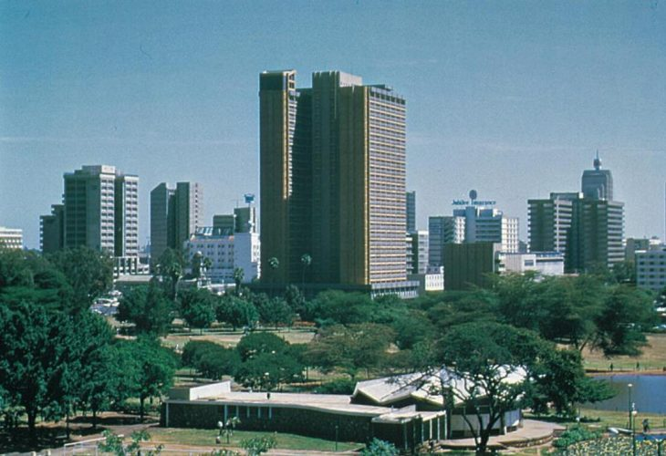 Kenya Country Population