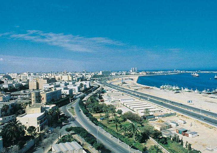 Libya Country Population