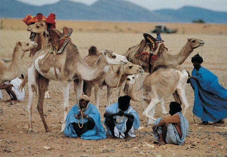 Mauritania Country Population