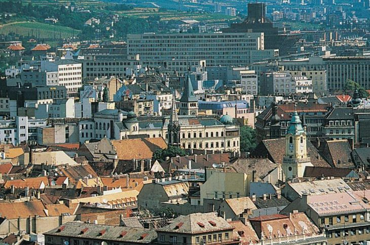 Slovakia Country Population