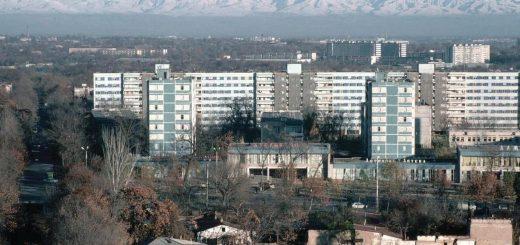 Tajikistan Country Population