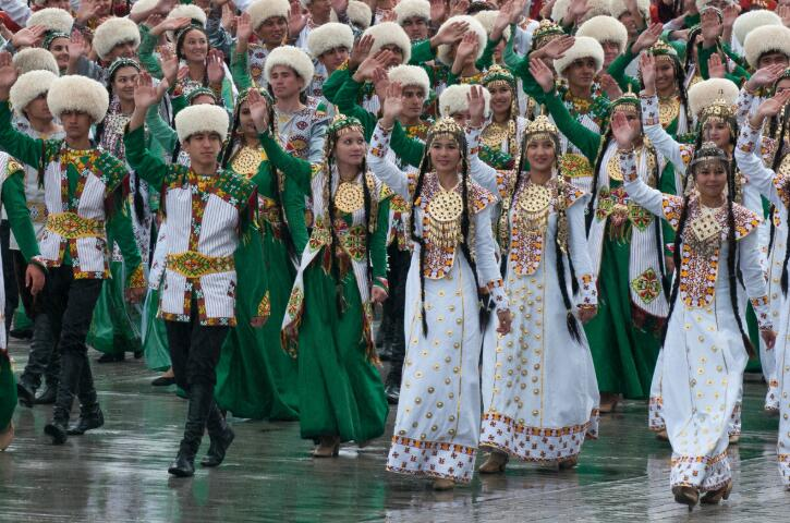Turkmenistan Country Population