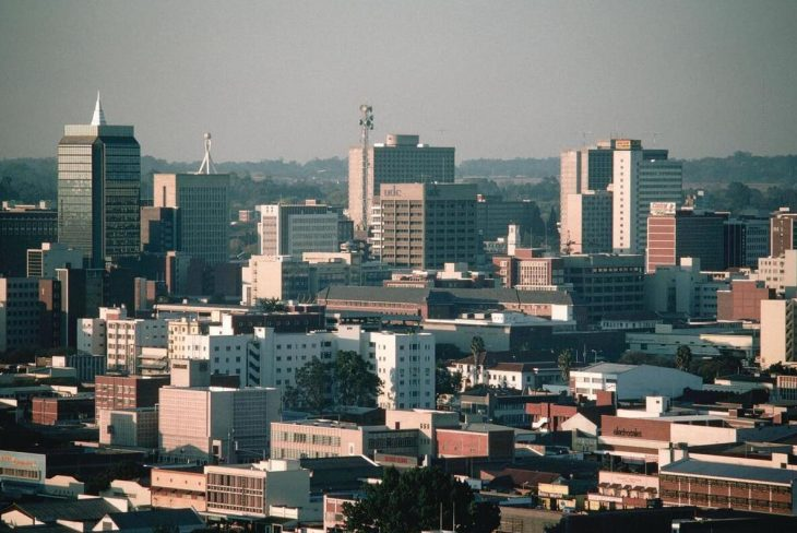 Zimbabwe Country Population