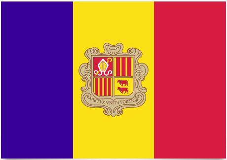 Flag of Andorra