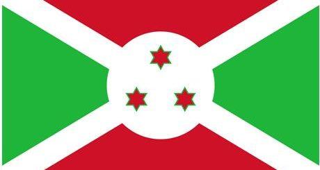 Flag of Burundi