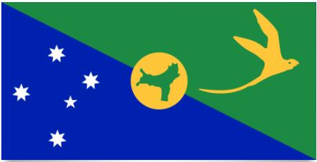 Flag of Christmas Island