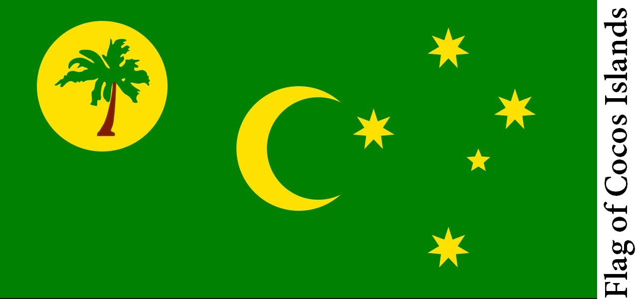 Flag of Cocos Islands