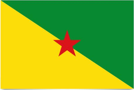 Flag of French Guiana
