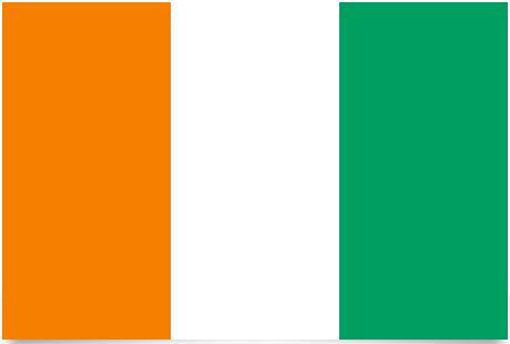 Flag of Ivory Coast