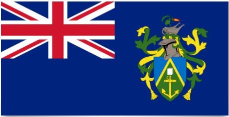Flag of Pitcairn Islands