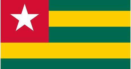 Flag of Togo